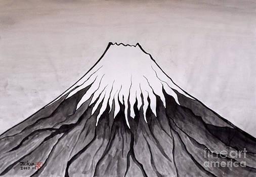 Mt.Fuji By Taikan Nishimoto by Taikan Nishimoto