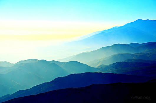 Sharon Tate Soberon - Mtn Layers View