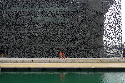 MuCEM by August Timmermans