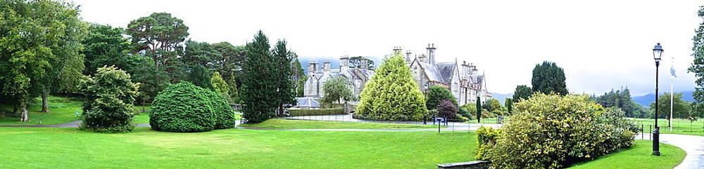 Charlie Brock - Muckross Castle