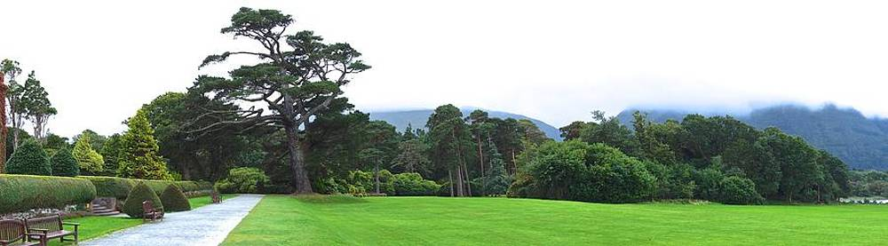 Charlie and Norma Brock - Muckross Grounds