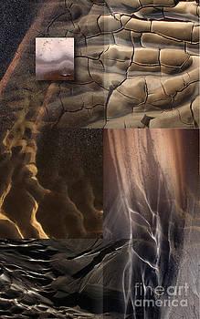 Mud as Art by Rick Wheeler