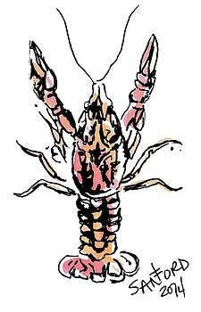 Amanda  Sanford - Mud Bug