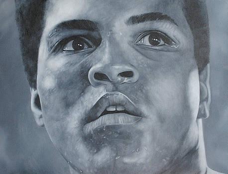 Muhammad Ali by David Dunne