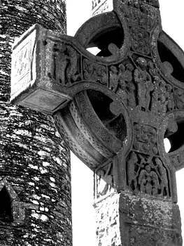 Muiredach's Cross by Denise R Fleming