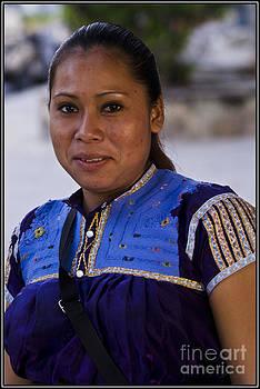 Agus Aldalur - Mujer de Chiapas