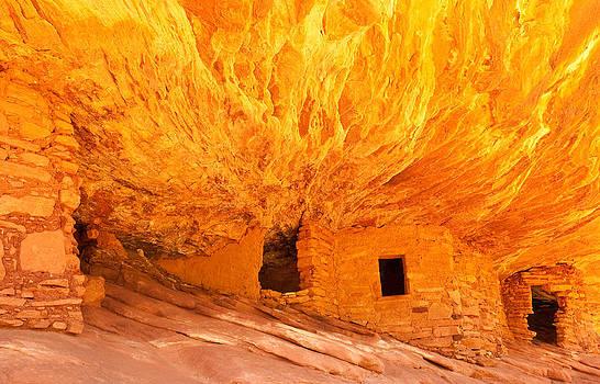 Mule Canyon by Darren Bradley