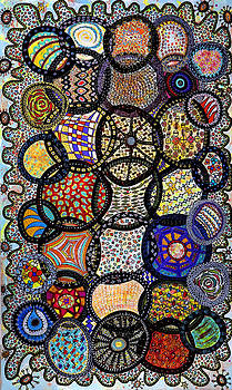 Multi Cellular Symbiosis by Debra Jacobson