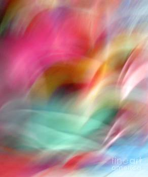 Multi-Color Floral by Marilyn Martin