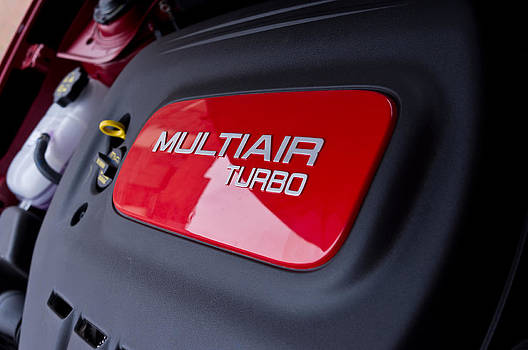 MultiAir Turbo Dart by George Strohl