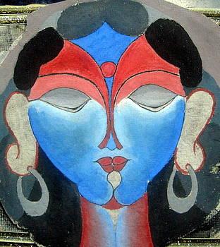 Multy Faced Moern Art by Ram Prasad