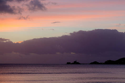 Mumbles at dawn by Paul Cowan