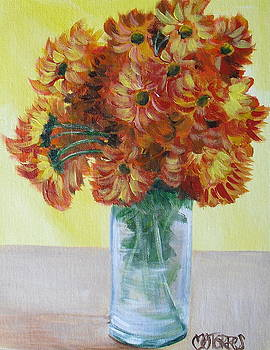 Mums by Melissa Torres
