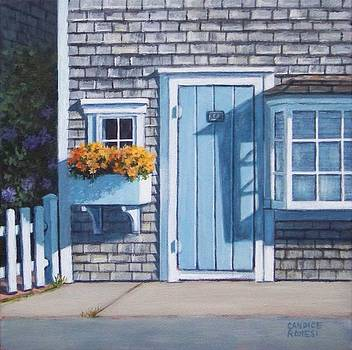 Mums Provincetown by Candice Ronesi