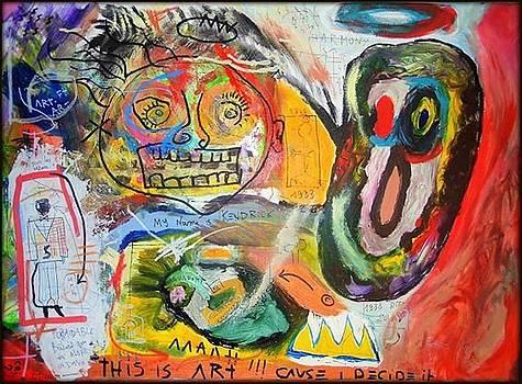 Munch Vision by Matthieu Ruffet
