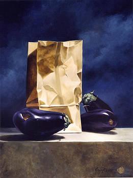 Mundos opuestos by Jorge  Alberto Gonzalez