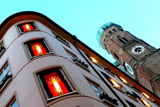 Munich architecture by The Creative Minds Art and Photography