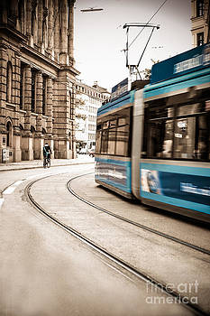 Hannes Cmarits - Munich city traffic