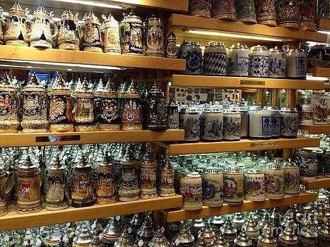 Munich Treasures by Greg Cross