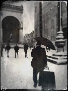 Munich Winter by Doveen Schecter