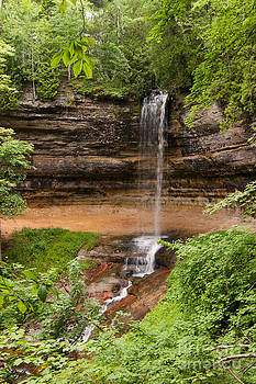 Paul Rebmann - Munising Falls #2