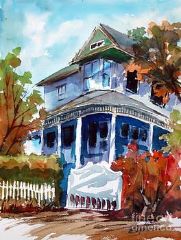 Munzesheimer Manor B B Mineola TX by Ron Stephens