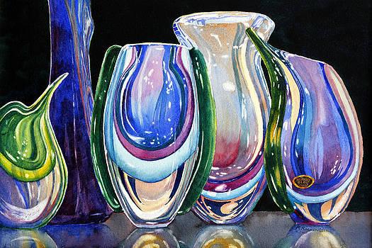 Murano Crystal by Roger Rockefeller