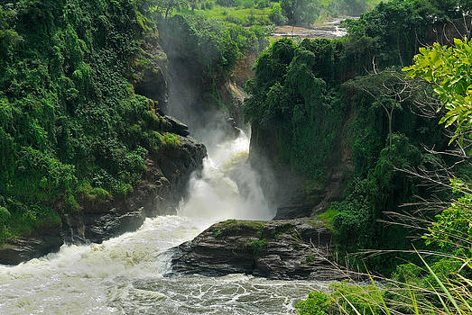 Murchison Falls by Stefan Carpenter