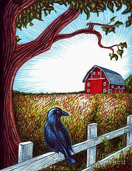'Murder of Crows'- Cover Idea by Samantha Geernaert