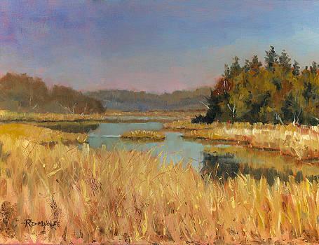Murvale Creek by Richard De Wolfe