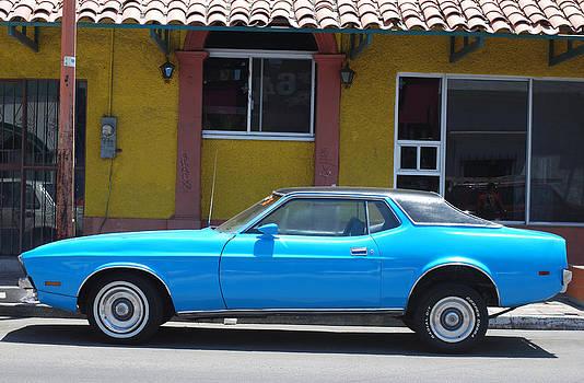 Ramunas Bruzas - Muscle Car