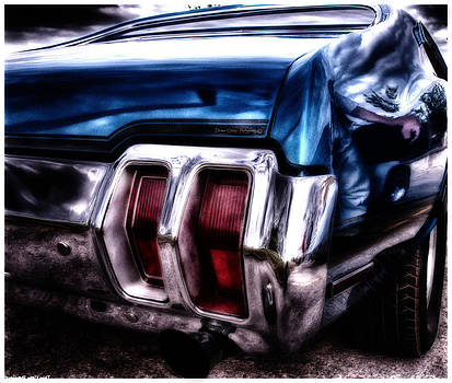 Muscle Car by Vincent Dwyer