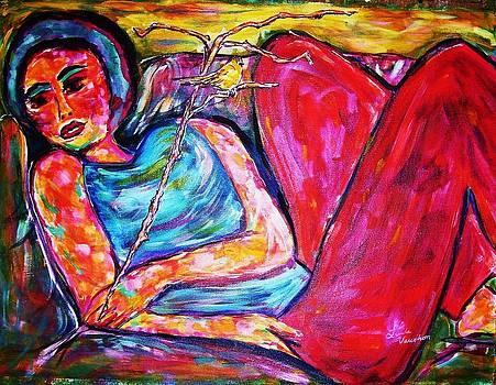 Muse by Linda Vaughon