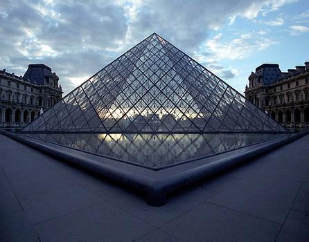 Jared Bendis - Musee du Louvre
