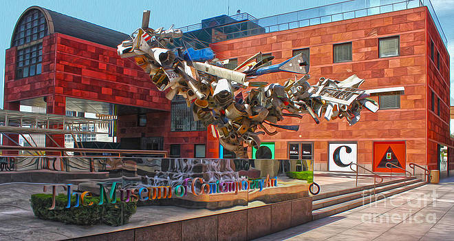 Gregory Dyer - Museum of Contemporary Art - MOCA - 01