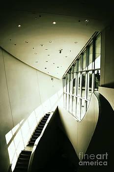 Museum Peace by Kiana Carr