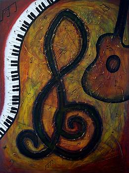 Music Colors by Jorge De Jesus
