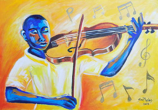 Music for the soul lets play by Olaoluwa Smith