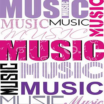 Music In Words by Anne Marie Baugh