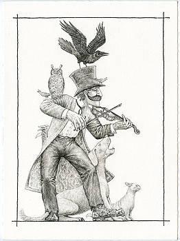 Music Man II by Jonathan Day