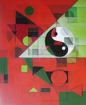 Music of the contrast rhythms - Tao 3 by Sagar Talekar
