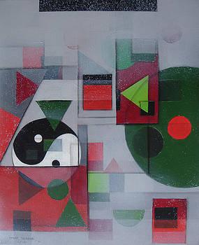 Music of the contrast rhythms - Tao 4 by Sagar Talekar