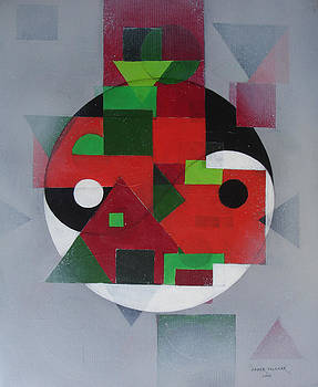Music of the contrast rhythms - Tao 5 by Sagar Talekar