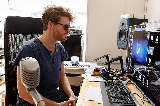 Music studio by Paul Indigo