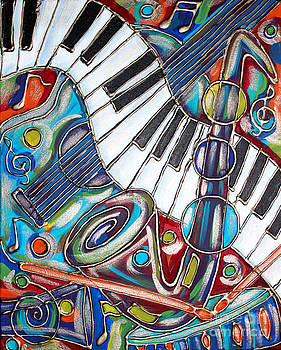 Music Time 3 by Cynthia Snyder
