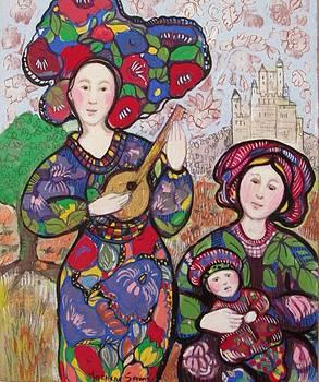 Music to motherhood by Marilene Sawaf