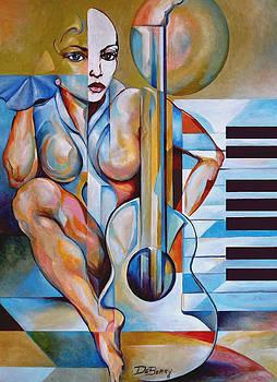 Musica  by Lloyd DeBerry