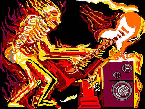 Anand Swaroop Manchiraju - MUSICAL FIRE