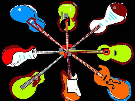 Anand Swaroop Manchiraju - MUSICAL GUITARS