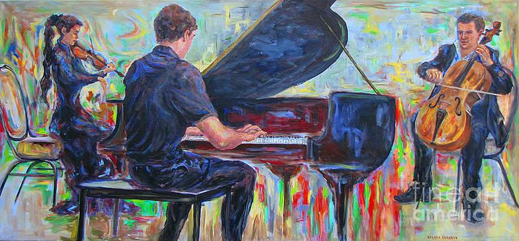 Musical Interlude by Brenda Brannon